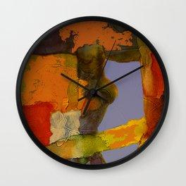 Lake Valley Wall Clock