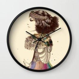 Nebula I Wall Clock