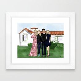 shelton/jennifer Framed Art Print