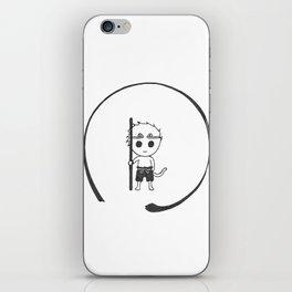 The Monkey King iPhone Skin