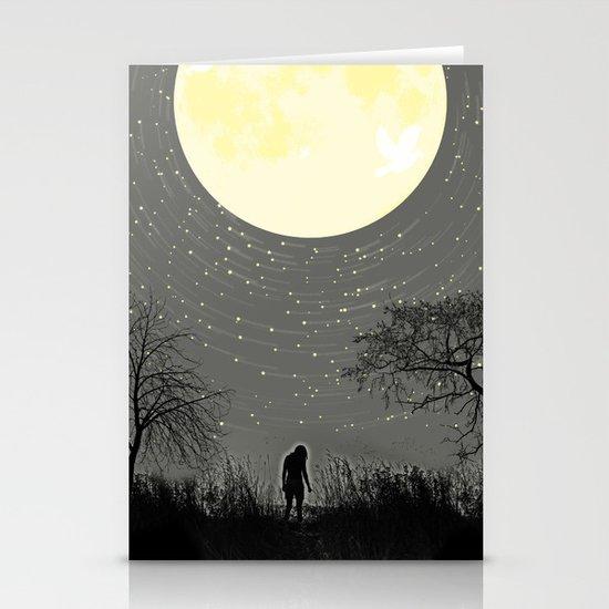 My Darkest Star Stationery Cards