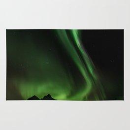 Northern Lights in Norway 05 Rug