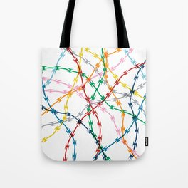 Trapped New Tote Bag
