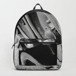 Tank Wheels Backpack