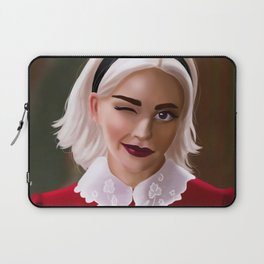 Sabrina Spellman Laptop Sleeve