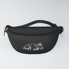 Volleyball Just Dig It Fanny Pack