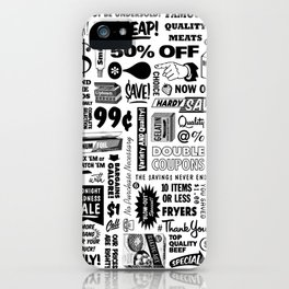 Stock Up! iPhone Case