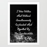 Within and Without Art Print