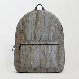 TEXTURES -- Dawn Redwood Bark Backpack