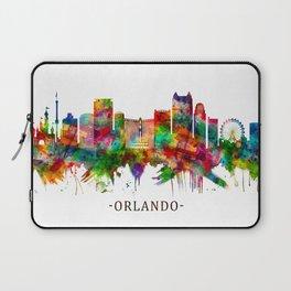 Orlando Florida Skyline Laptop Sleeve