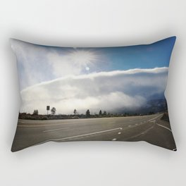 Before the Storm Rectangular Pillow