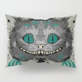 Cat of Spades Pillow Sham