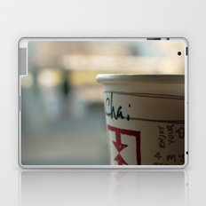 Enjoy your Chai Laptop & iPad Skin