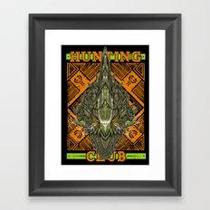 Hunting Club: Astalos Framed Art Print