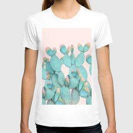 Pastel Cactus Jungle T-shirt