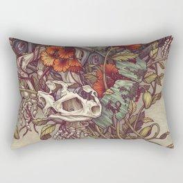 Robo Tortoise Rectangular Pillow
