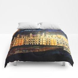 Chambord Chateau – Romantic France Comforters