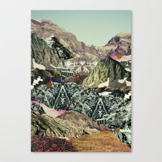 Whole New World Canvas Print