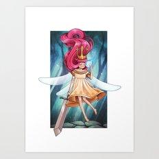 Child of Light Art Print
