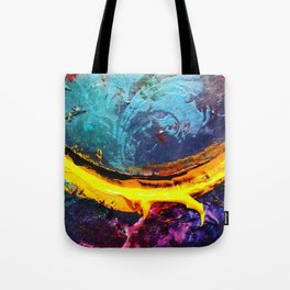 Total Eclipse of the Sun Tote Bag