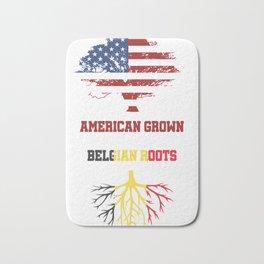America Roots Belgium Home Love Gift Bath Mat