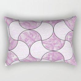 Geometrix IX Rectangular Pillow