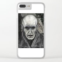 Orlok the Plaguebringer Clear iPhone Case