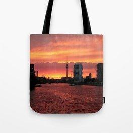 Spree Sunset II Tote Bag