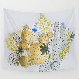 Private Garden Wall Tapestry
