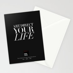 Art direct your life (Piece 05/08) Stationery Cards