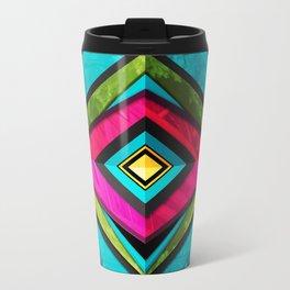 Mandala 1 Metal Travel Mug