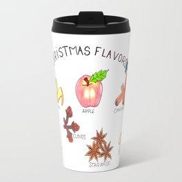 Christmas flavors Travel Mug