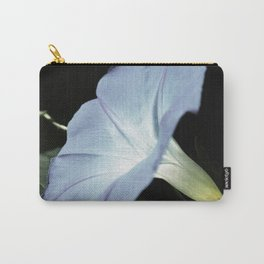 HEAVENLY BLUE MORNING GLORY Carry-All Pouch