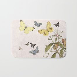 Let us dance in the sun -pink Bath Mat