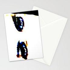 Lugosi's Eyes Stationery Cards