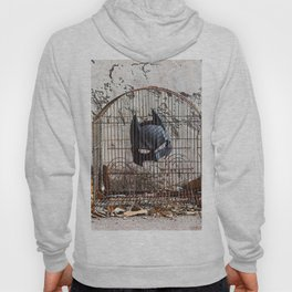 Caged bird Hoody