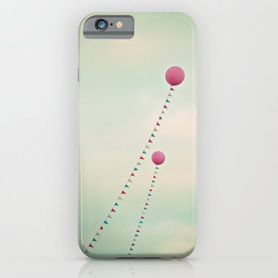 Whimsical Balloons iPhone & iPod Case