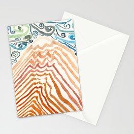 Mount Fuji Migraine Stationery Cards
