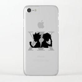 Hunter x Hunter Clear iPhone Case