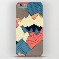 Mountain Range iPhone 6s Plus Slim Case