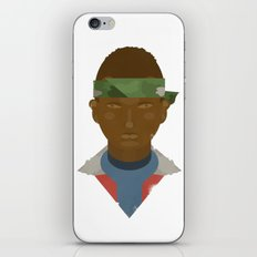 Lucas iPhone & iPod Skin