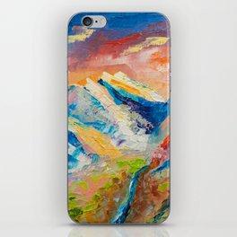 HIMALAYAN LANDSCAPE iPhone Skin