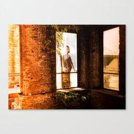 Parque das Ruinas Canvas Print