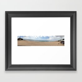 Jimbaran Bay Framed Art Print