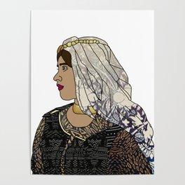 No Ban No Wall | Art Series - The Jewish Diaspora 003 Poster