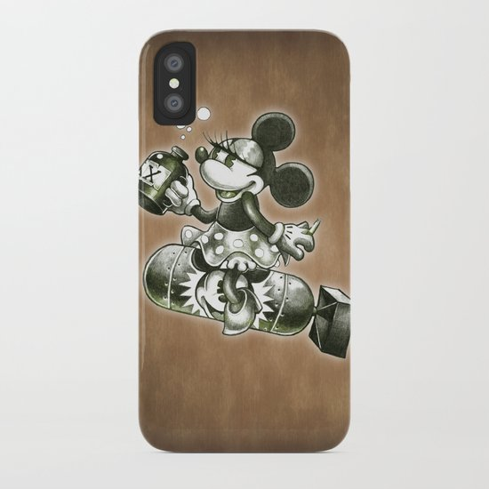 BOMBS AWAY iPhone Case