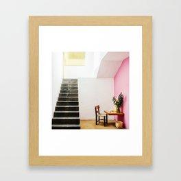 Interior Dreamscape Framed Art Print