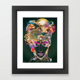 Mahalaya Framed Art Print