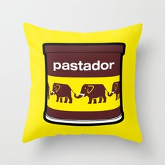 Pop Icon - Proust's Madeleine Throw Pillow
