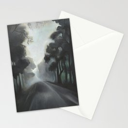 Road to town Stationery Cards